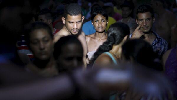 Migranti cubani in Costa Rica - Sputnik Italia