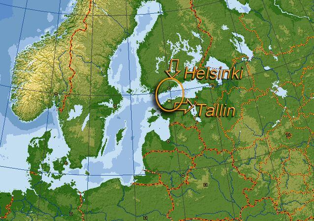 Tunnel sottomarino Finlandia Estonia