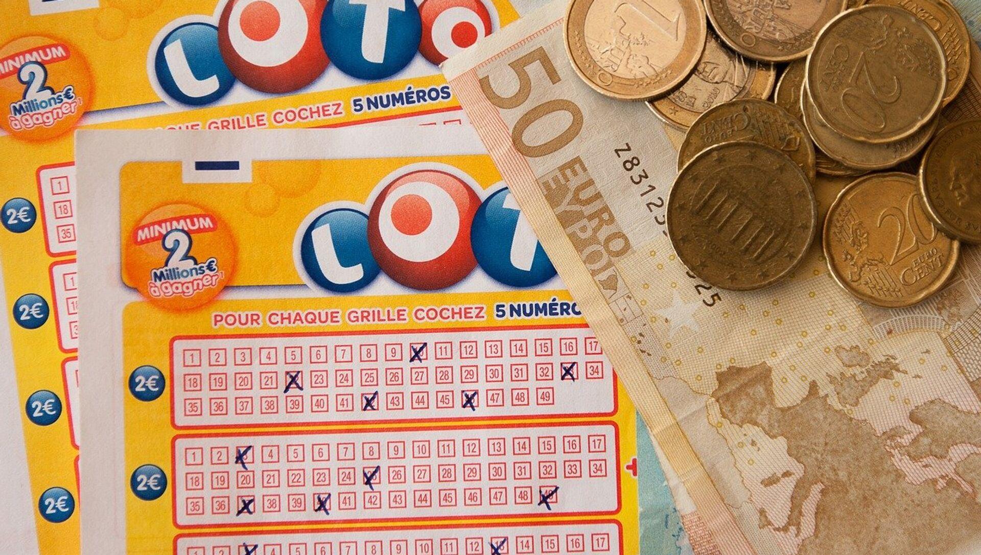 Lotteria - Sputnik Italia, 1920, 14.04.2021