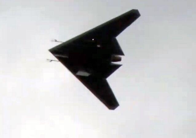 Drone Okhotnik