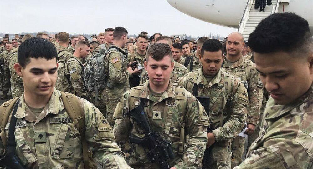 Soldati americani in Germania