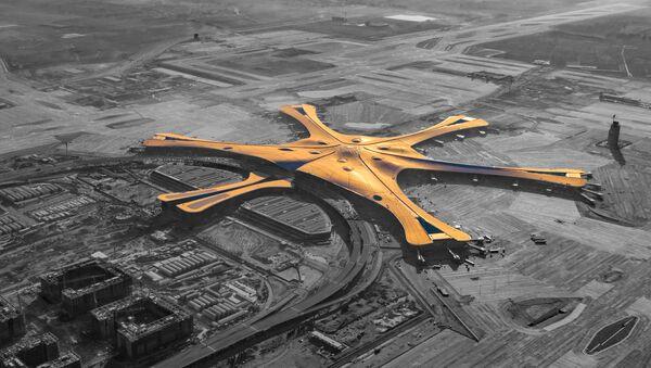 Nuovo aeroporto Beijing Daxing International Airport - Sputnik Italia
