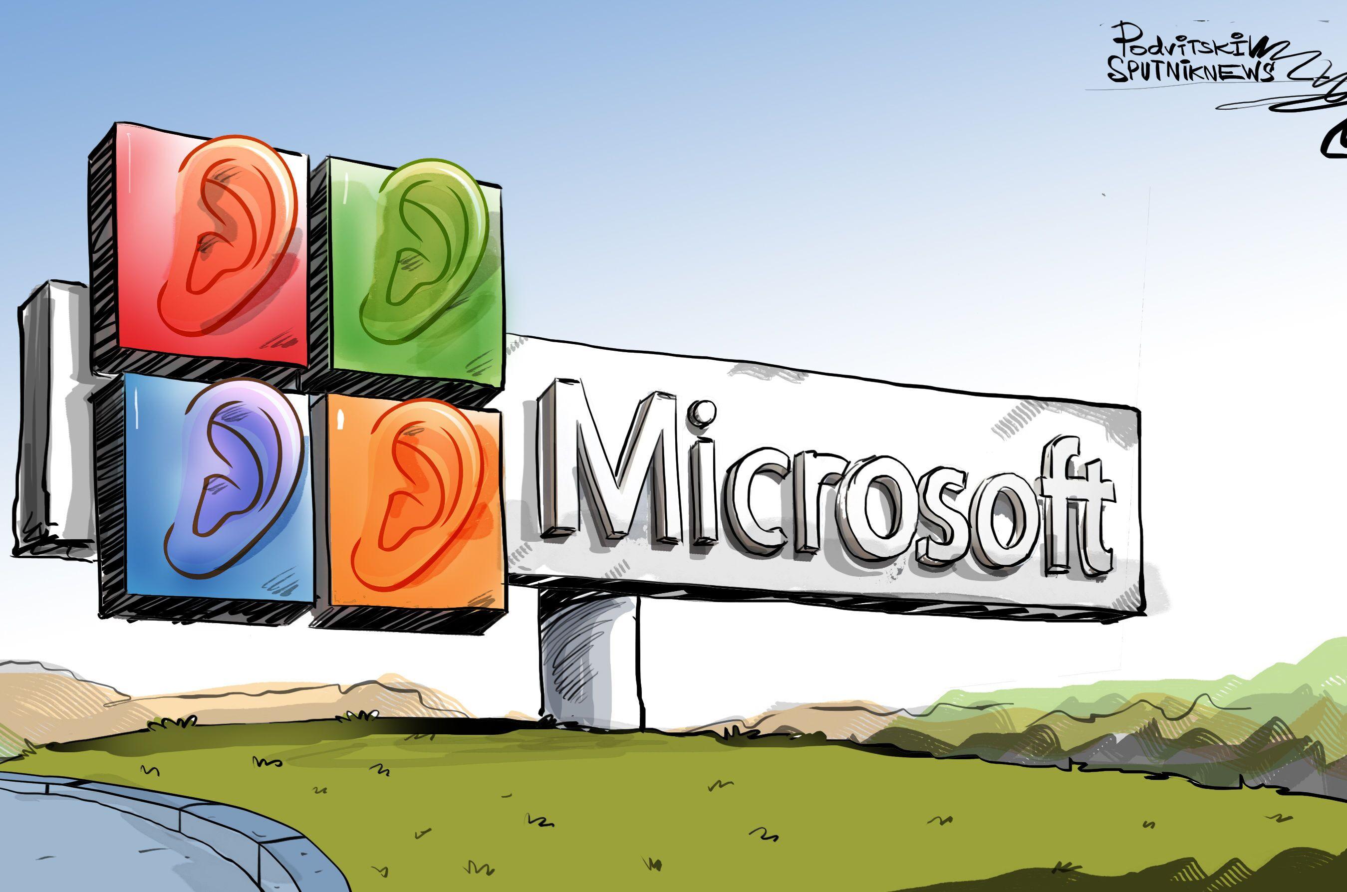 Microsoft ha riconosciuto che i suoi dipendenti possono ascoltare le registrazioni degli utenti