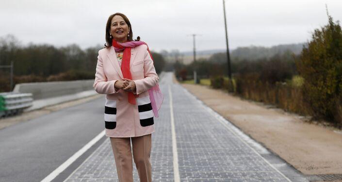 Ségolène Royal, ex ministro dell'Ecologia, Sviluppo Sostenibile e Energia della Francia