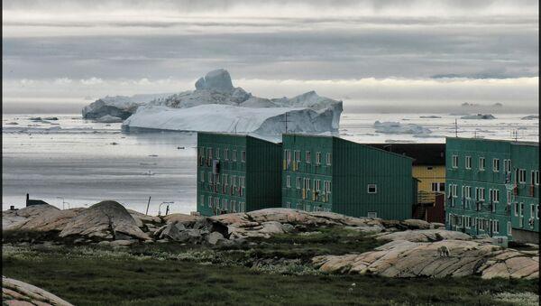 Ghiacciaio in Groenlandia - Sputnik Italia