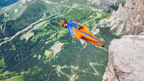 Base Jumping - Sputnik Italia