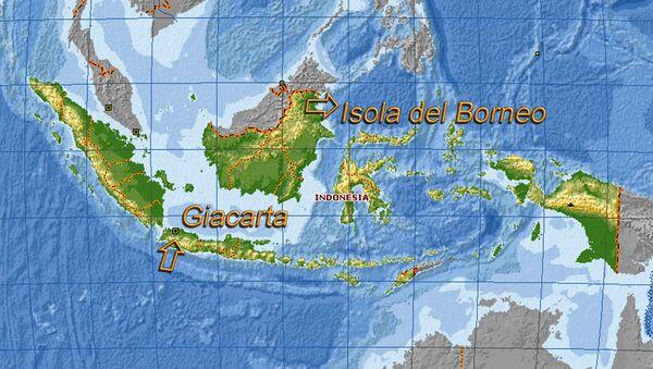 Indonesia, Giacarta e Borneo - Sputnik Italia