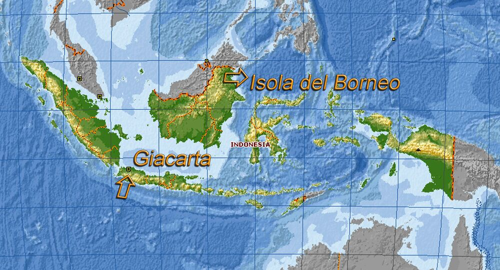 Indonesia, Giacarta e Borneo