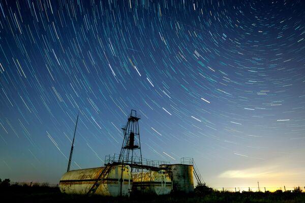 Lo spettacolo delle stelle cadenti nel cielo estivo  - Sputnik Italia