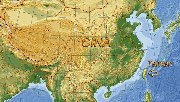 Taiwan, posizione sulla mappa - Sputnik Italia