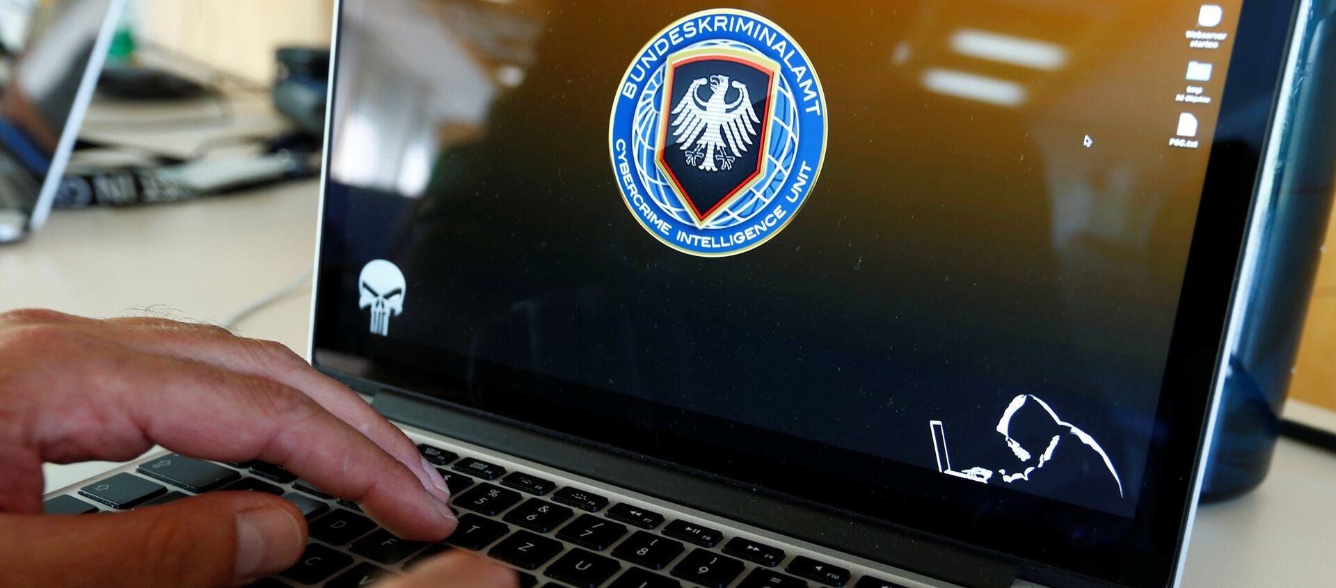 Ufficio federale della polizia criminale tedesco  - Sputnik Italia, 1920, 20.08.2019