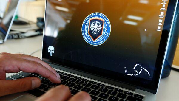 Ufficio federale della polizia criminale tedesco  - Sputnik Italia