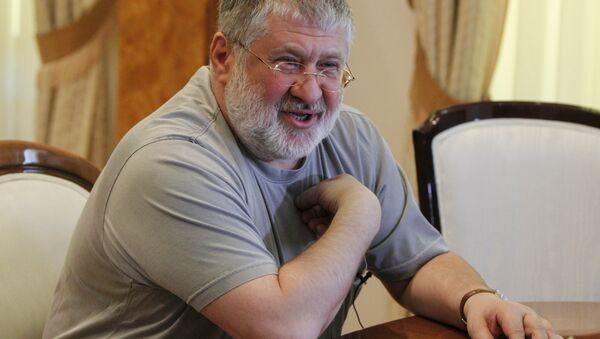 Igor Kolomoisky - Sputnik Italia