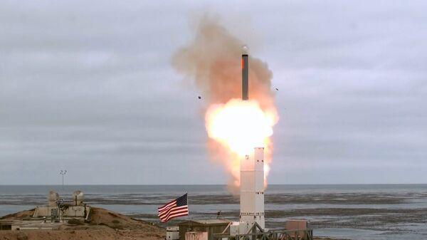 Pentagono lancia un missile prima vietato dal trattato INF - Sputnik Italia