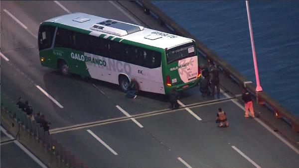 Il bus in Brasile - Sputnik Italia