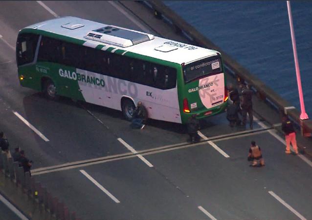 Il bus in Brasile