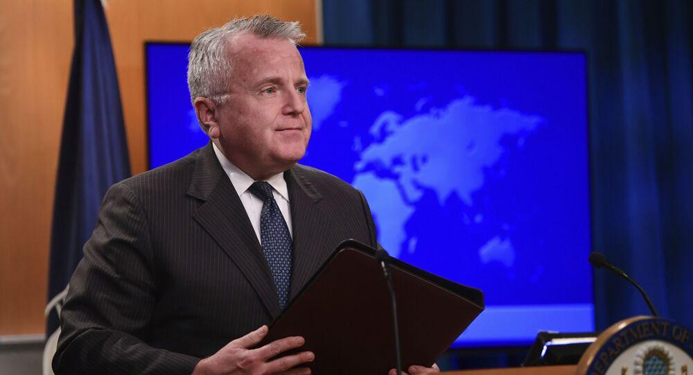 Ambasciatore americano John Sullivan (foto d'archivio)