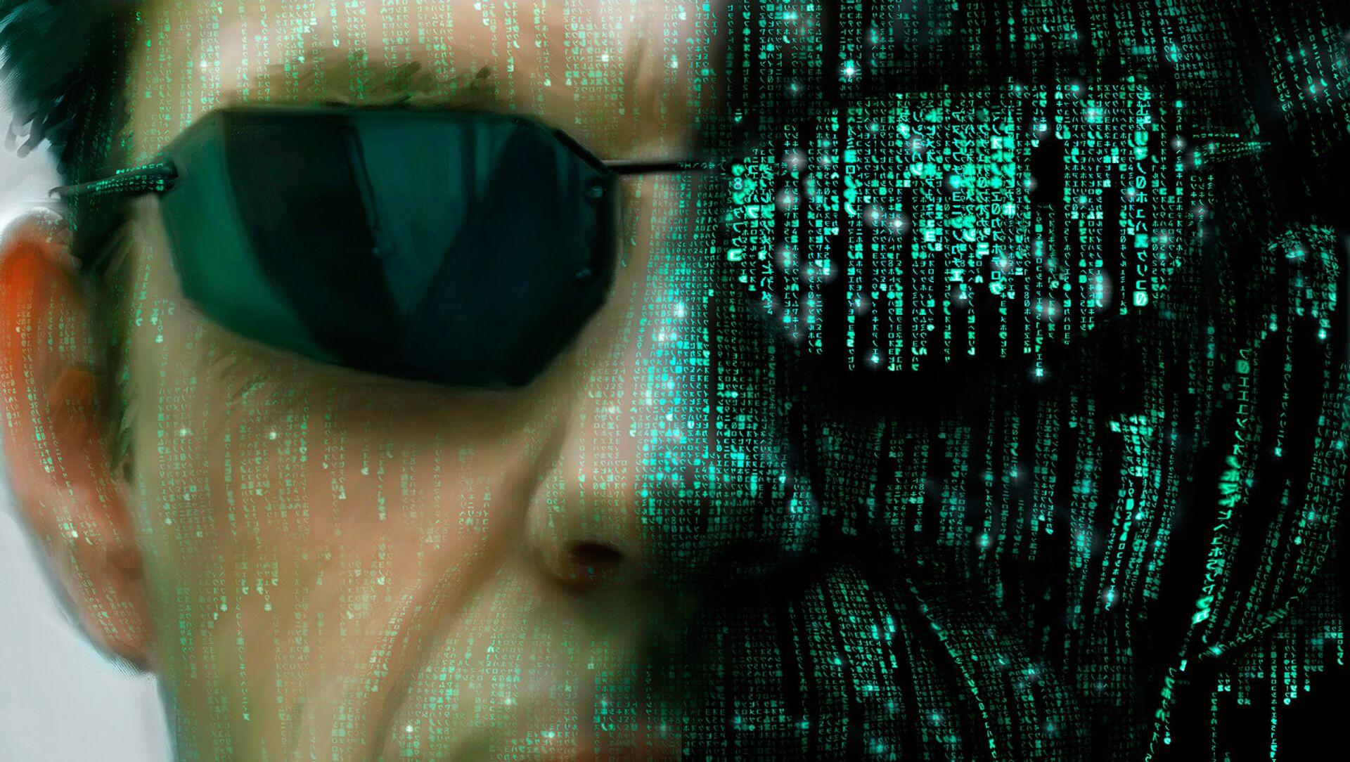 Agent Smith (The Matrix) - Sputnik Italia, 1920, 03.05.2021