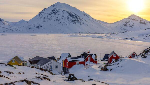 Il villaggio di Kulusuk, Groenlandia - Sputnik Italia