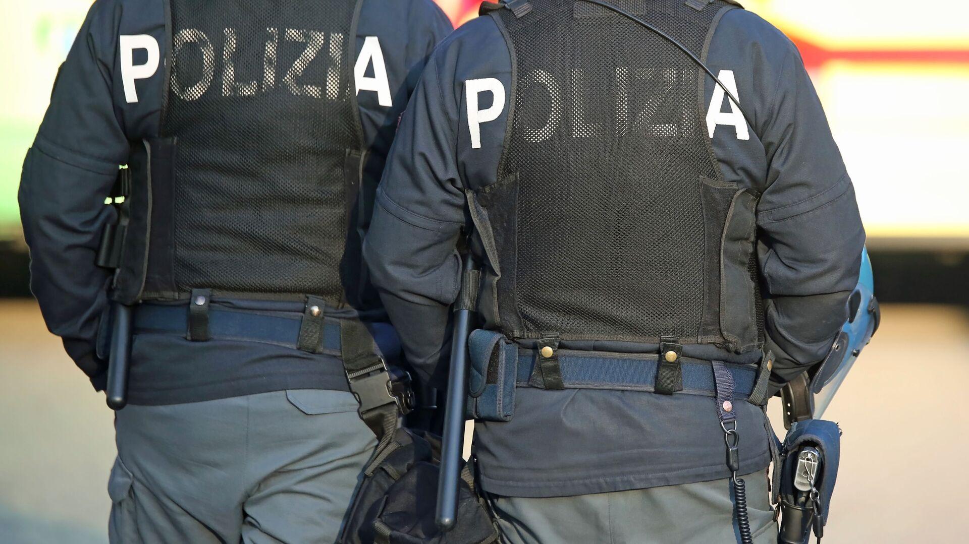 La polizia italiana - Sputnik Italia, 1920, 01.05.2021