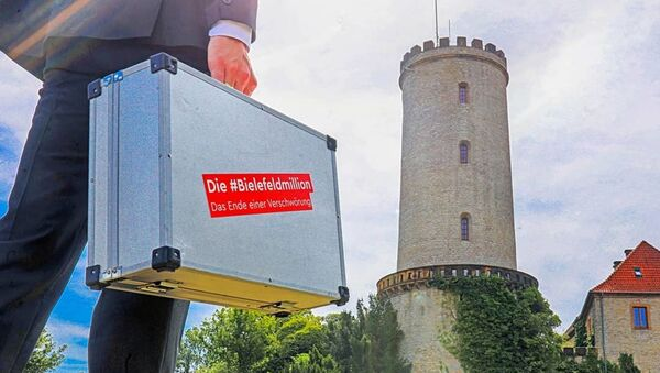 Il castello Sparrenburg, Bielefeld. - Sputnik Italia