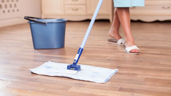 Le pulizie di casa - Sputnik Italia