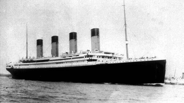 Il transatlantico Titanic - Sputnik Italia