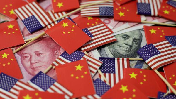Yuan contro dollaro - Sputnik Italia