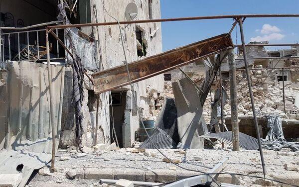 L'esercito siriano ha liberato la città di Khan Shaykhun - Sputnik Italia