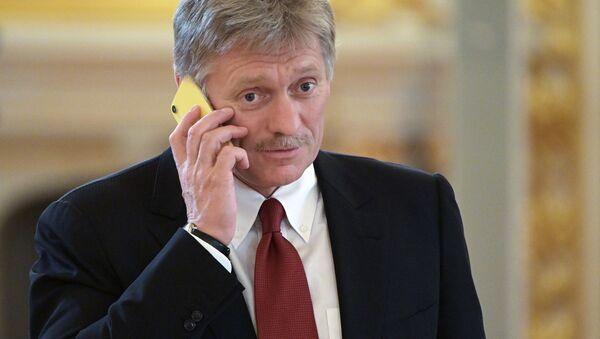 Dmitry Peskov, portavoce del presidente russo - Sputnik Italia