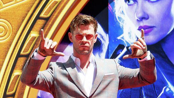 Chris Hemsworth - Sputnik Italia