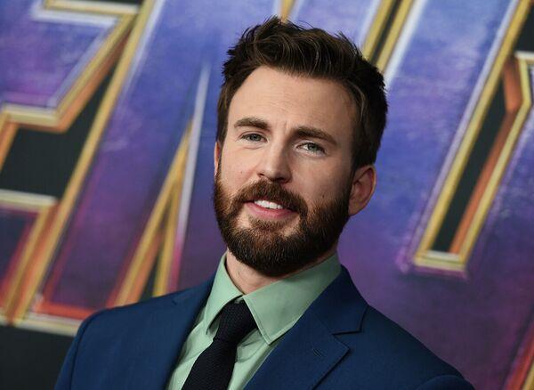 Al numero otto l'attore americano Chris Evans con $ 43,5 milioni. - Sputnik Italia