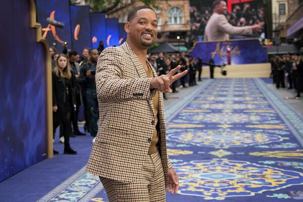 Chiude la top-10 Will Smith, lui ha guadagnato $ 35 milioni. - Sputnik Italia