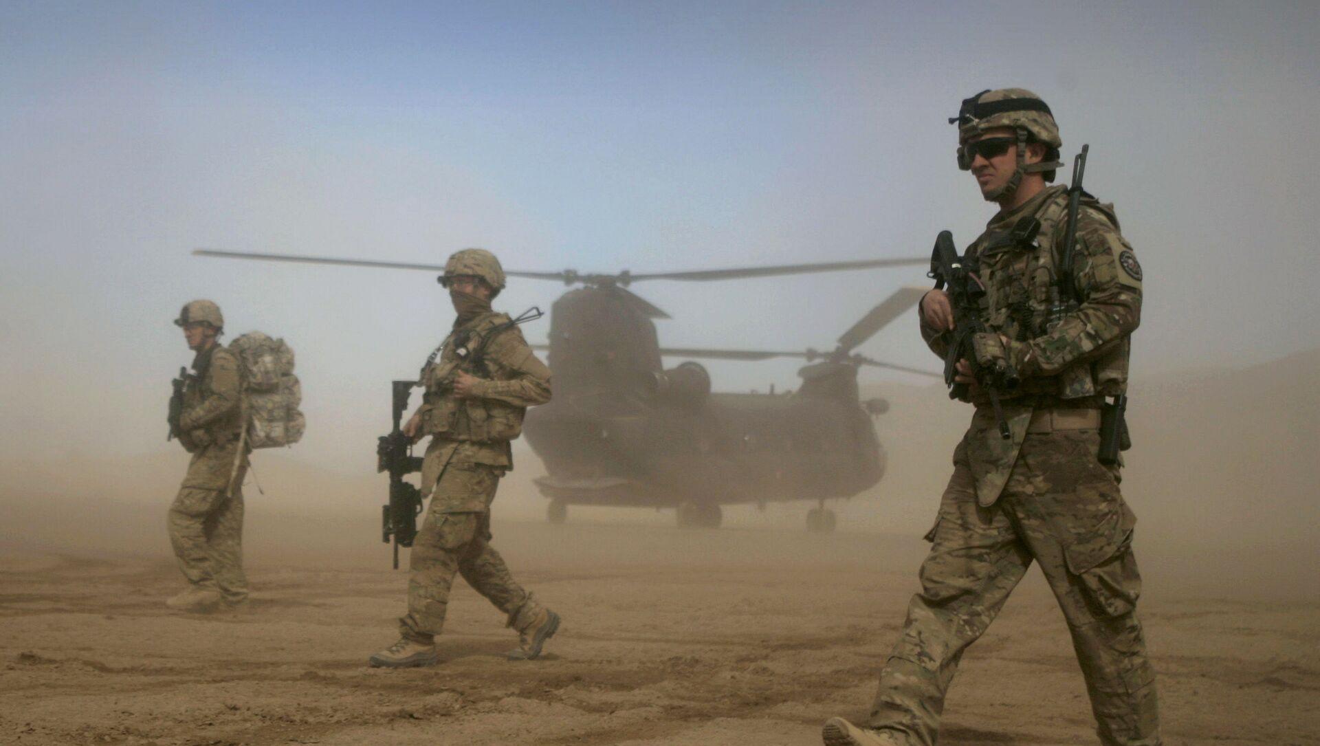 Militari Usa in Afghanistan - Sputnik Italia, 1920, 27.03.2021