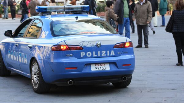 Auto della polizia - Sputnik Italia