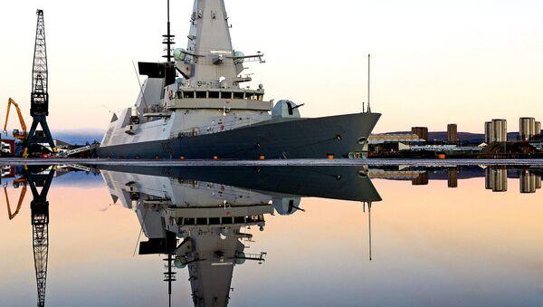 HMS Defender - Sputnik Italia