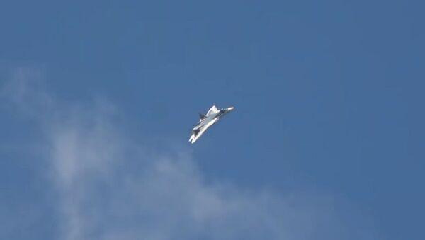 Su-57 - Sputnik Italia