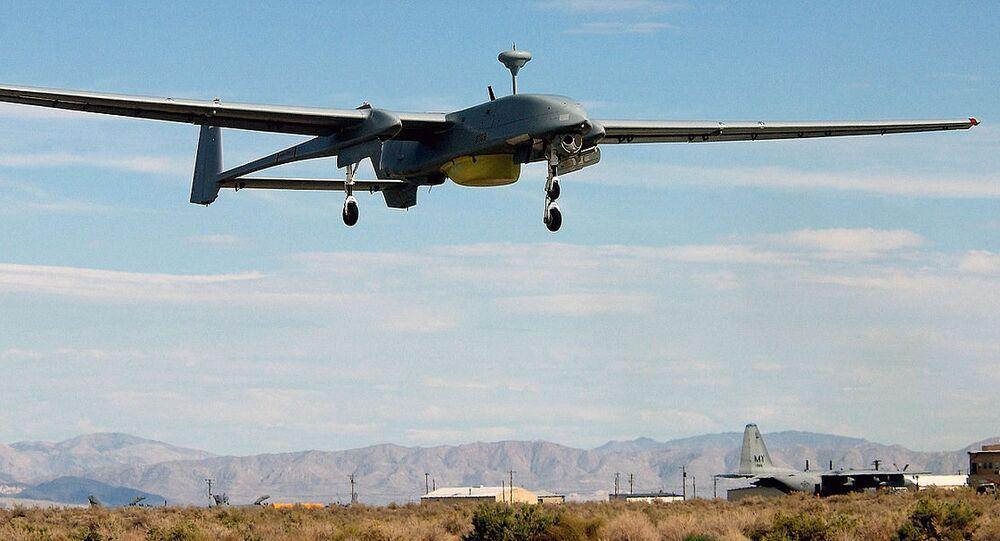 IAI Heron 1 UAV
