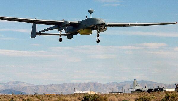 IAI Heron 1 UAV - Sputnik Italia