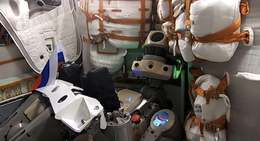 Robot Fedor (Skybot F-850)