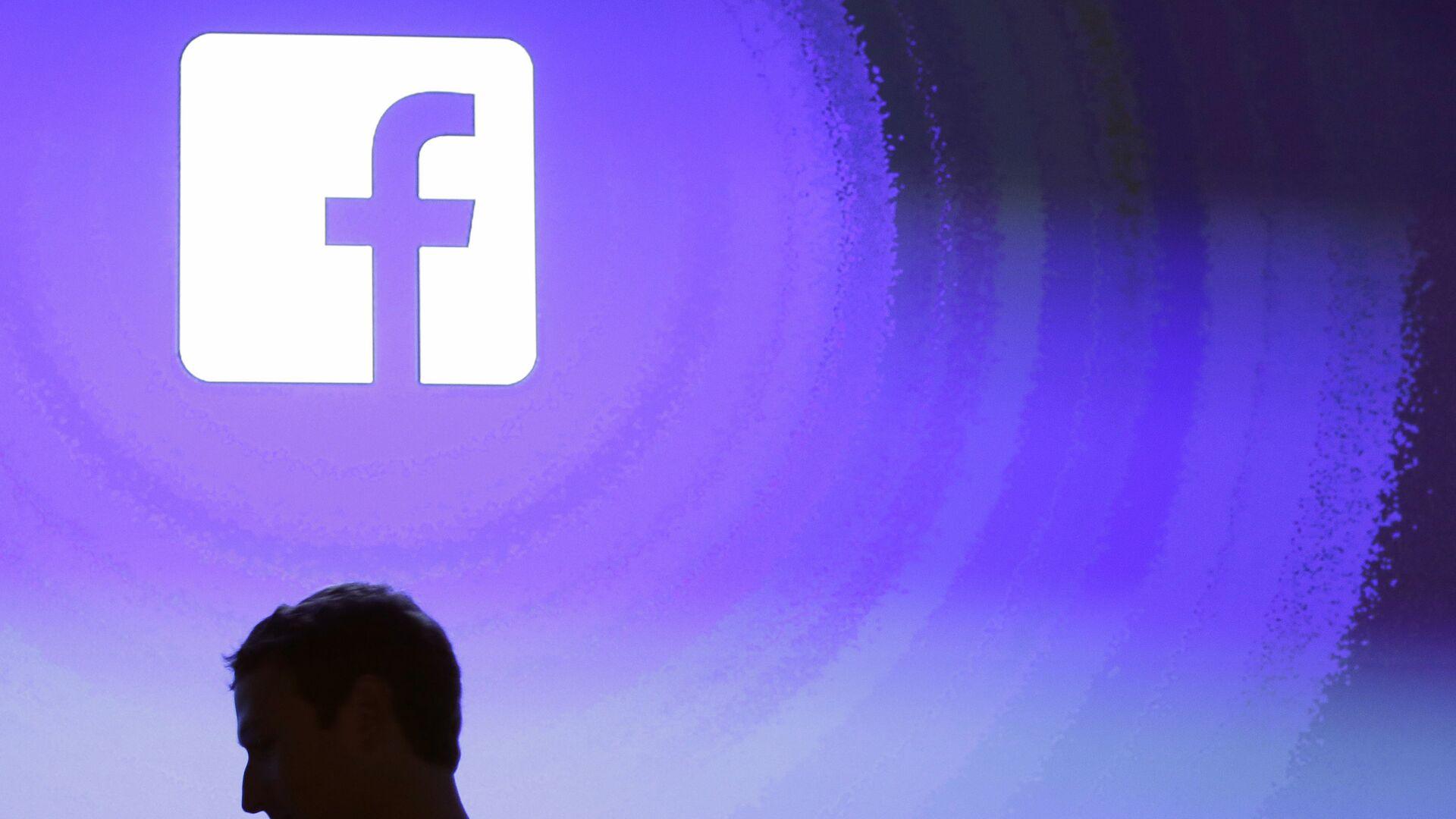 Logo Facebook - Sputnik Italia, 1920, 08.04.2021