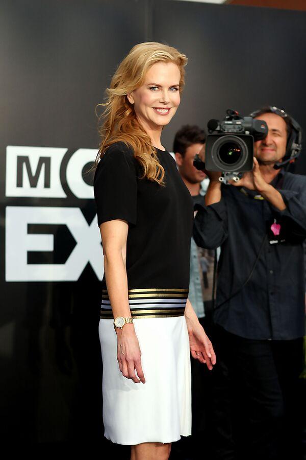 L'attrice Nicole Kidman durante il festival del cortometraggio Tropfest 2012 a Sydney  - Sputnik Italia
