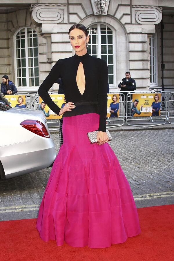 L'attrice Charlize Theron - Sputnik Italia