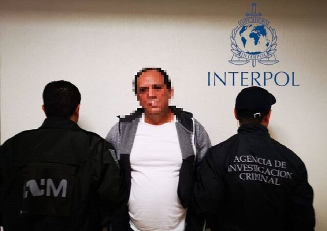 Oliver B. arrestato in Messico