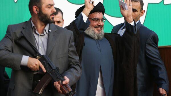 Hassan Nasrallah - Sputnik Italia