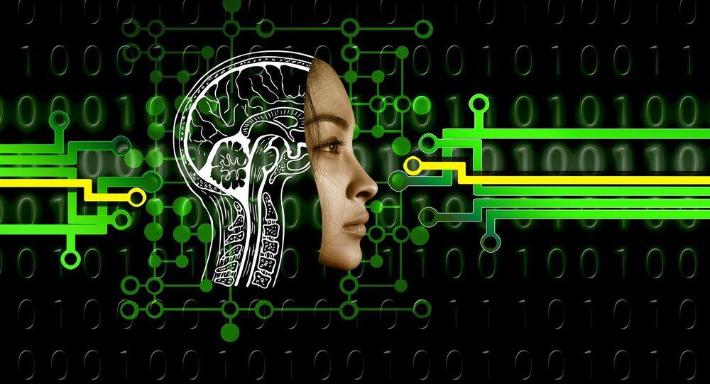 Interfaccia uomo-macchina (rappresentazione artistica)