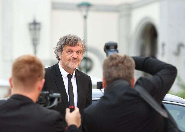 Il regista e sceneggiatore Emir Kusturica, vincitore del Premio Luigi De Laurentiis per il miglior debutto, diventa il presidente della giuria nel 2019. - Sputnik Italia