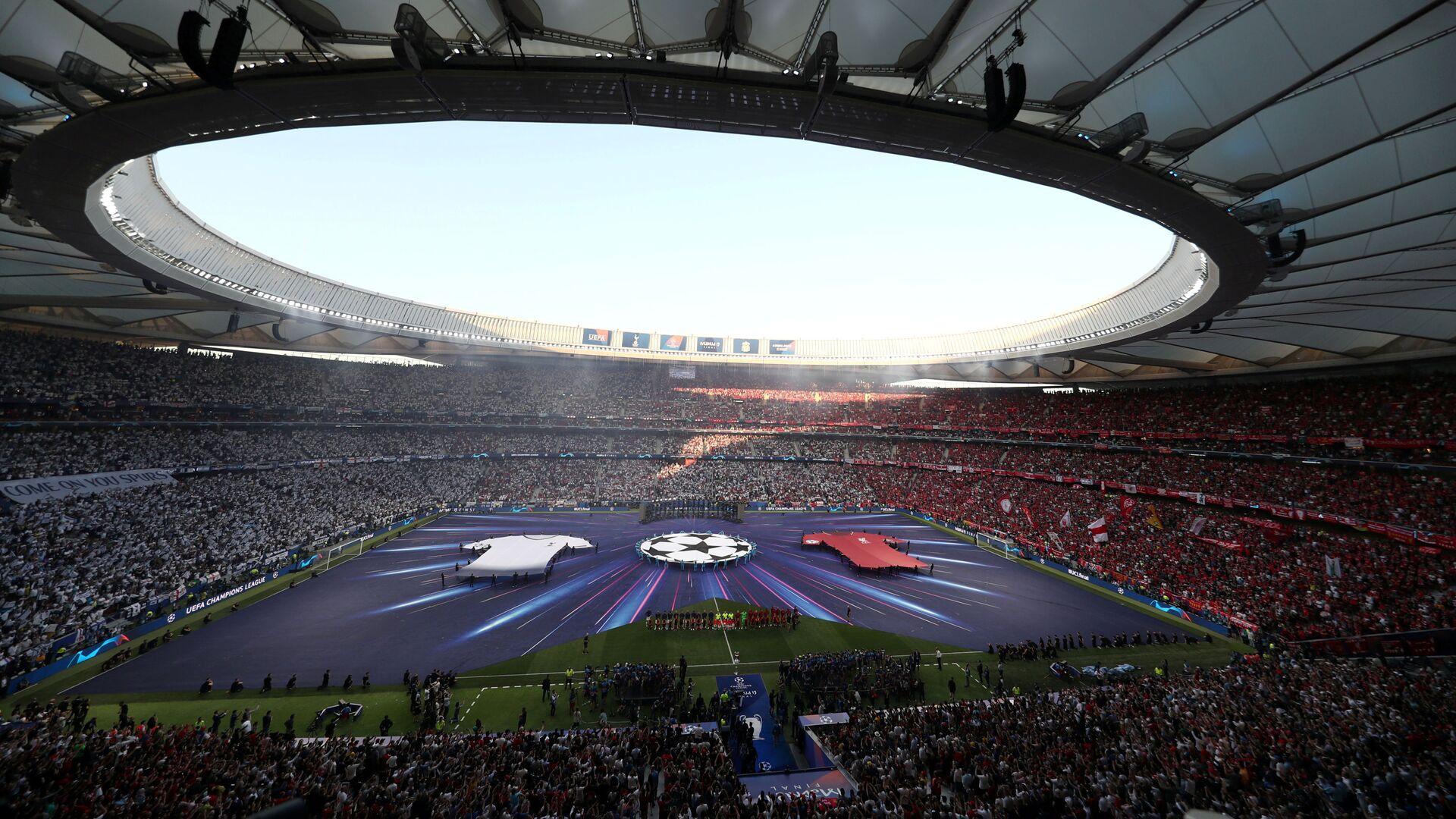 Champions League, Tottenham Hotspur contro Liverpool, Madrid, giugno 1 - Sputnik Italia, 1920, 19.05.2021