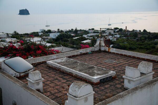 Secondo i dipendenti della Protezione Civile, la situazione sull'isola è sotto controllo. - Sputnik Italia