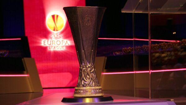 La coppa dell'Europa League - Sputnik Italia